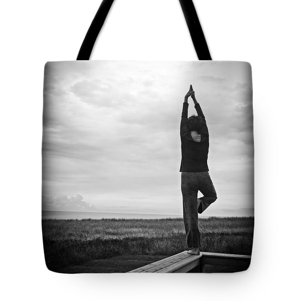 Peace Tote Bag by Edward Fielding