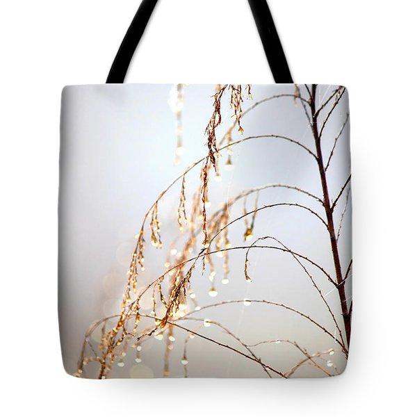Peaceful Morning Tote Bag by Carol Groenen