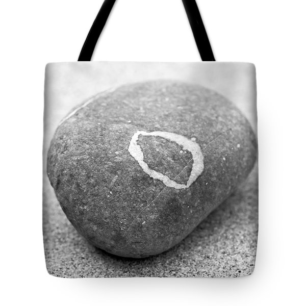 Pebble Tote Bag by Frank Tschakert