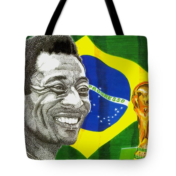 Pele Tote Bag by Cory Still