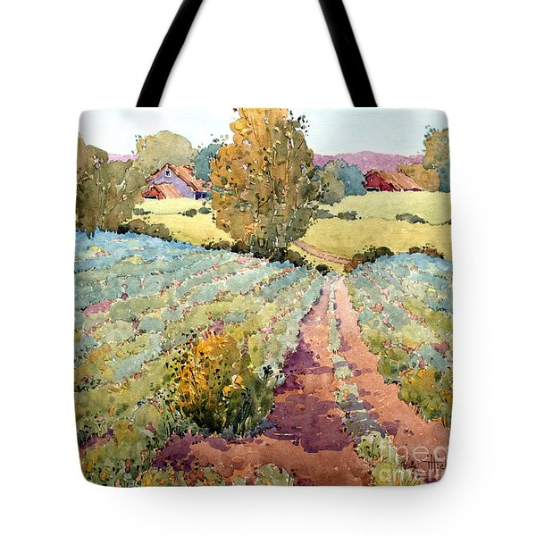 Pennsylvania Idyll Tote Bag by Joyce Hicks