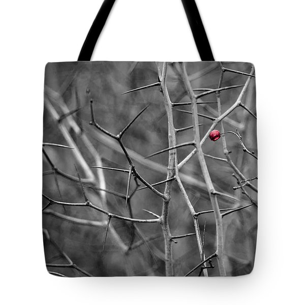 Per Aspera - Featured 3 Tote Bag by Alexander Senin