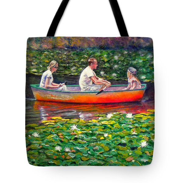 Perfect Afternoon Tote Bag by Michael Durst