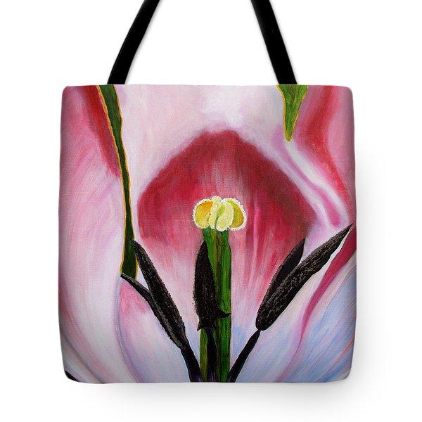Perfect Love.. Tote Bag by Jolanta Anna Karolska