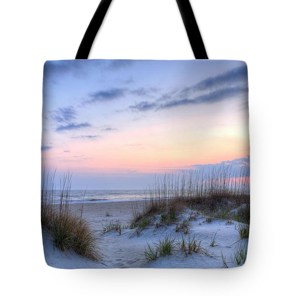 Perfect Skies Tote Bag by JC Findley