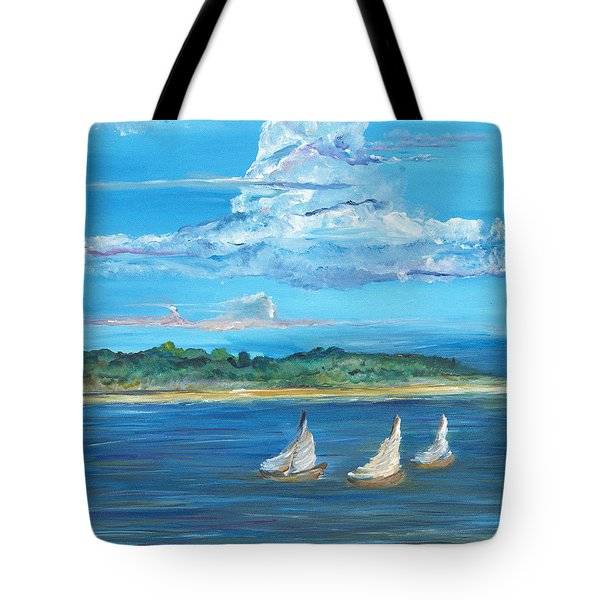Perfection Tote Bag by Bev Veals