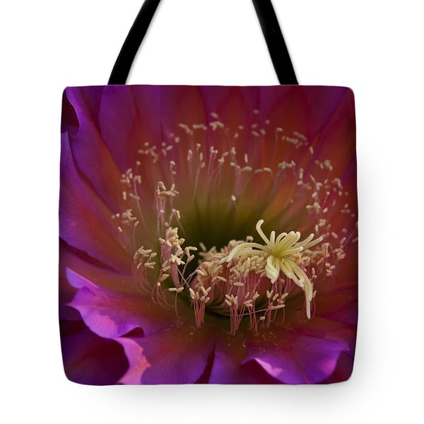 Perfectly Pink Tote Bag by Saija  Lehtonen