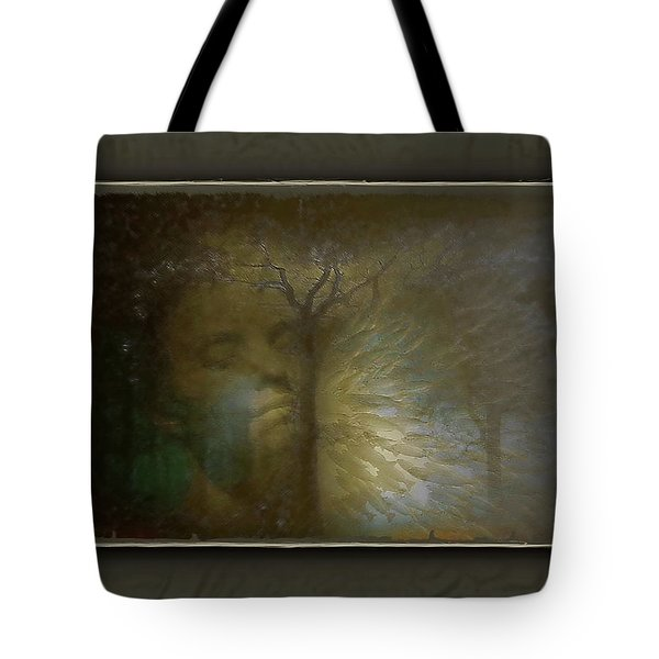 Performance Of Love Tote Bag by Freddy Kirsheh