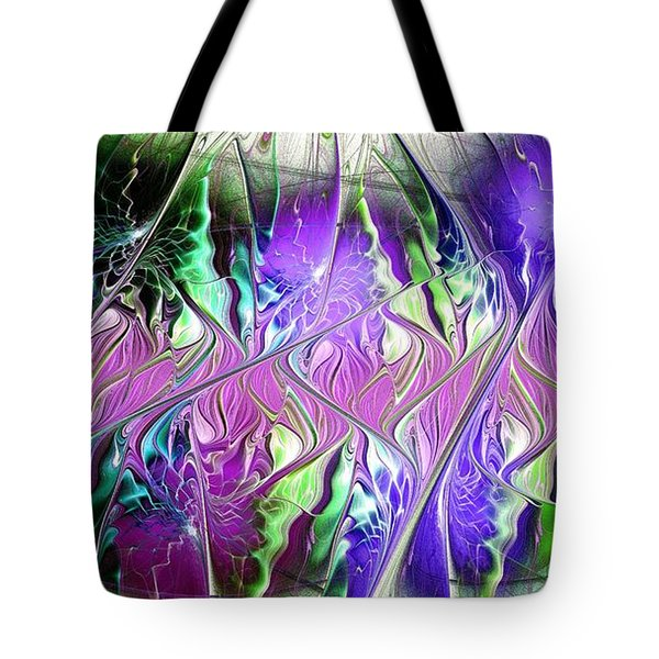 Permanent Liminality Tote Bag by Anastasiya Malakhova