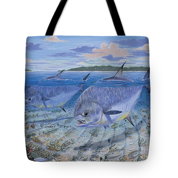 Permit In0016 Tote Bag by Carey Chen