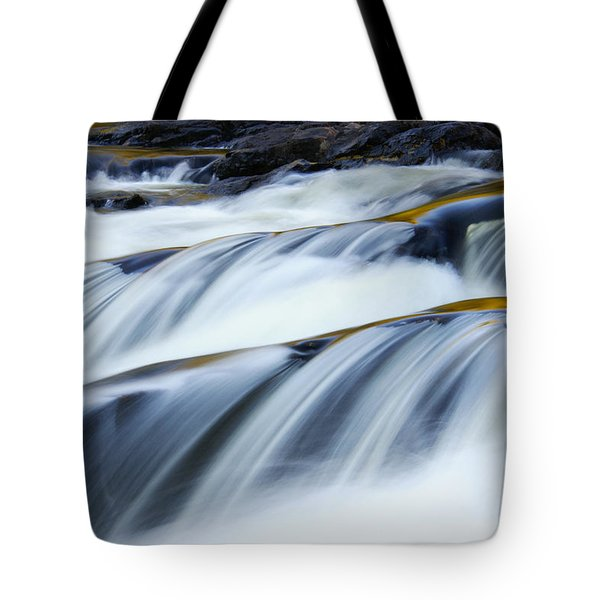 Perpetual Falling Tote Bag by Aimelle