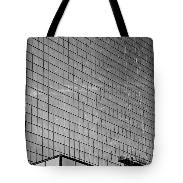 Perseverence Needed Tote Bag by James Aiken