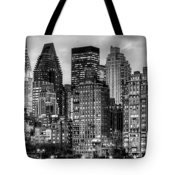 Perspectives Bw Tote Bag by JC Findley