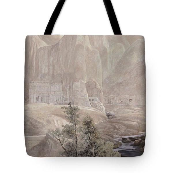 Petra Tote Bag by Guido Borelli