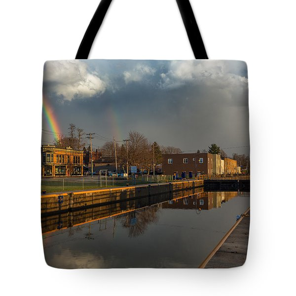 Phoenix Pot Of Gold Tote Bag by Everet Regal