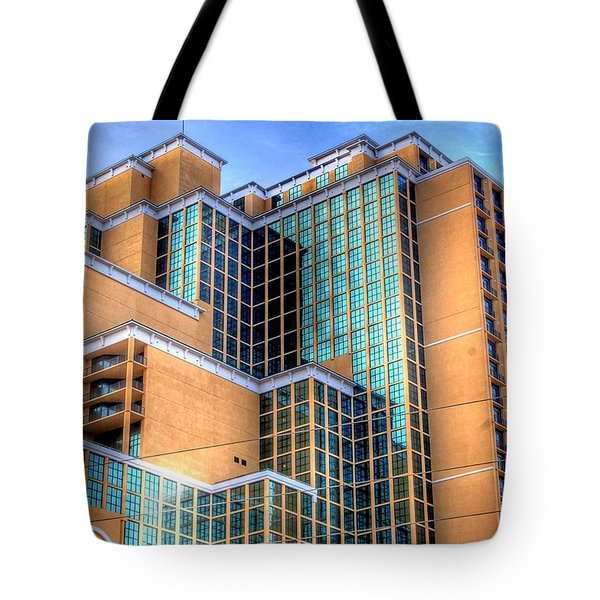 Phoenix West II Tote Bag by Michael Thomas