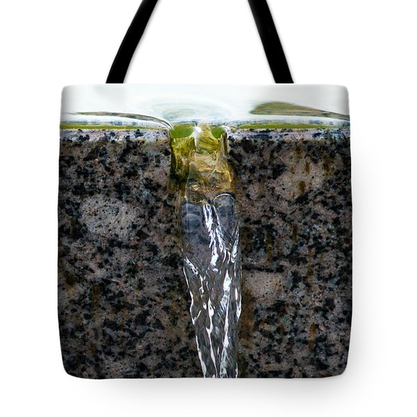 Phone Case - Cold And Clear Water Tote Bag by Alexander Senin