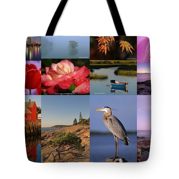 Photographing Light Tote Bag by Juergen Roth