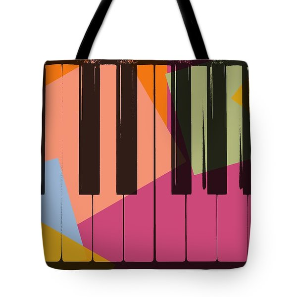 Piano Tote Bag 53