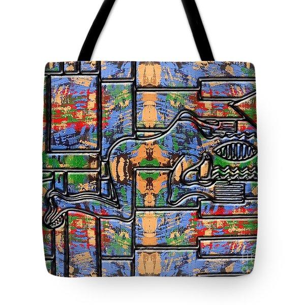 PIANO MAN Tote Bag by Patrick J Murphy