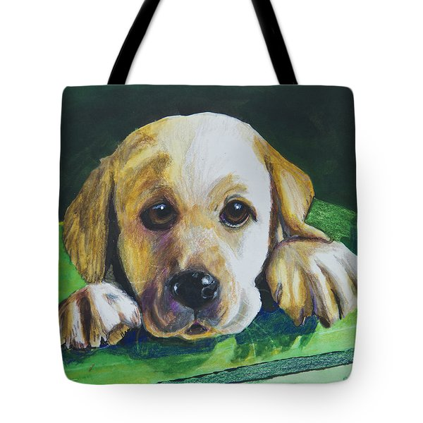 Pick Me Tote Bag by Roger Wedegis