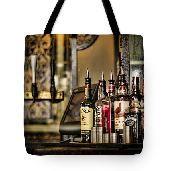 Pick Your Poison Tote Bag by Heather Applegate