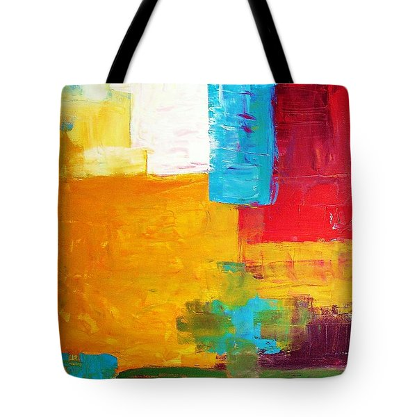 Pieces Tote Bag by Venus