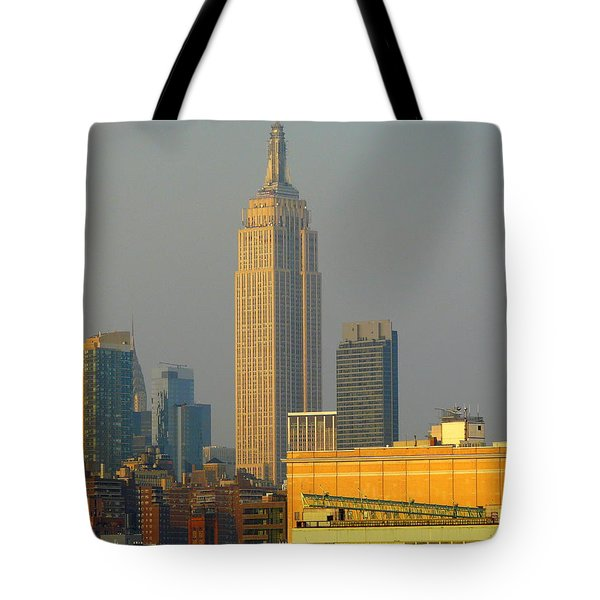 Pier 57 Tote Bag by Avis  Noelle