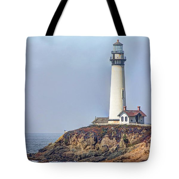 Pigeon Point Tote Bag by Heidi Smith