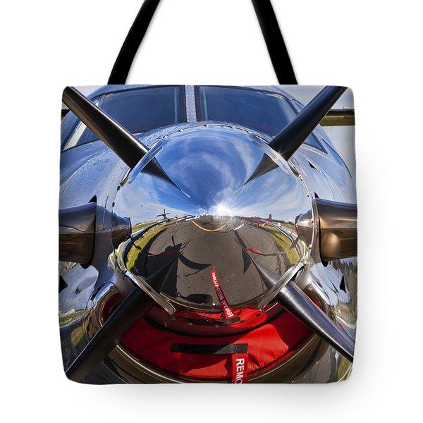 Pilatus Tote Bag by Maj Seda