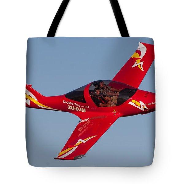 Pilots Tote Bag by Paul Job