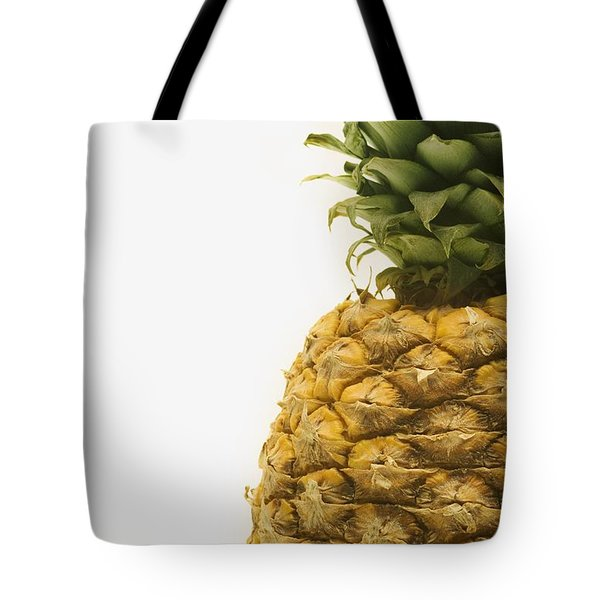 Pineapple Tote Bag by Darren Greenwood