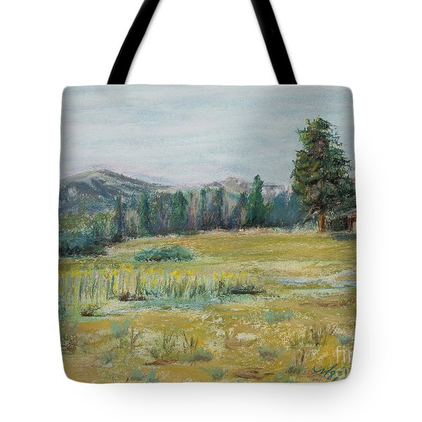 Pingree Park Tote Bag by Mary Benke