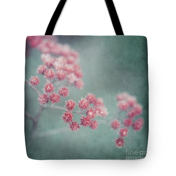 Pink Beauty Tote Bag by Priska Wettstein
