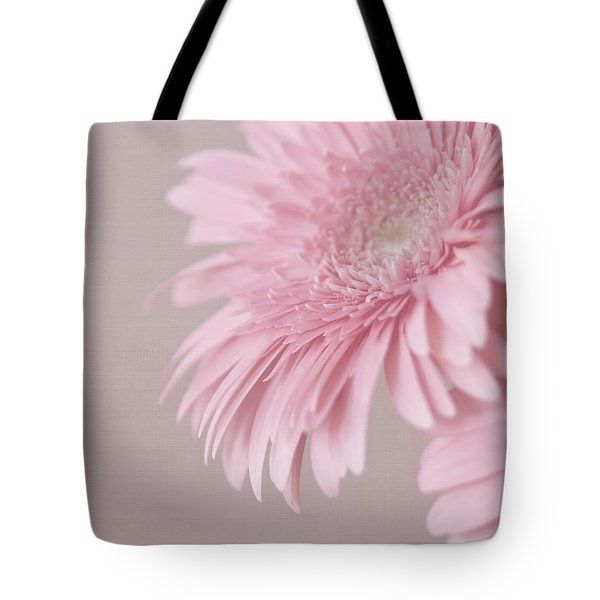 Pink Delight Tote Bag by Kim Hojnacki