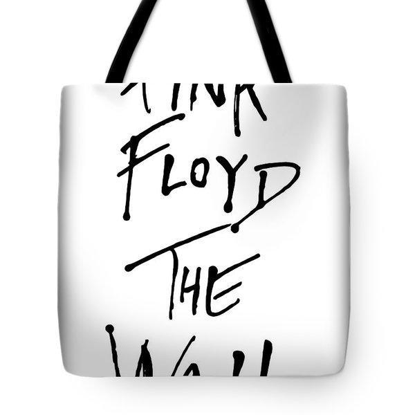 Pink Floyd No.01 Tote Bag by Unknow