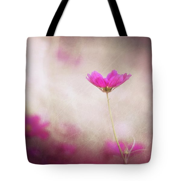 Pink Nouveau Tote Bag by Amy Tyler