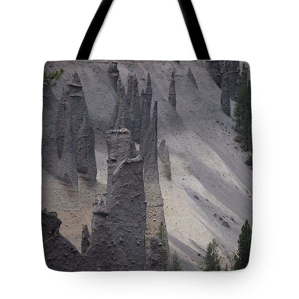 Pinnacles Valley Tote Bag by Sharon Elliott