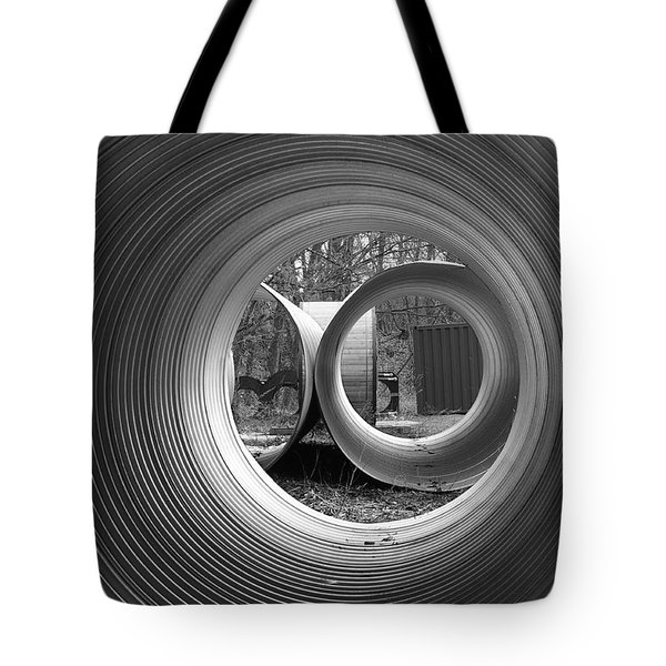 Pipe Dream Tote Bag by Luke Moore