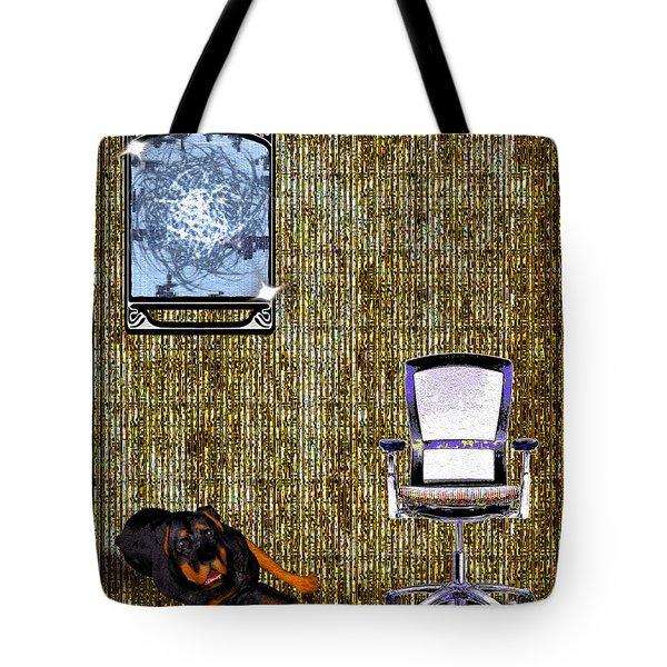 Place Tote Bag by Daniel Janda