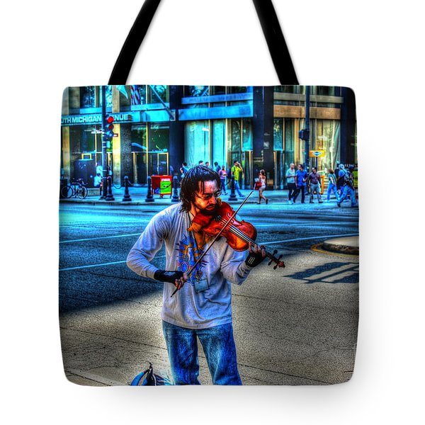 Playing For Pennies Tote Bag by Dan Stone