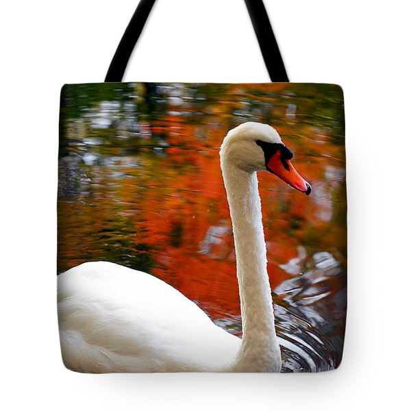 Pleasant Welcome Tote Bag by Lourry Legarde