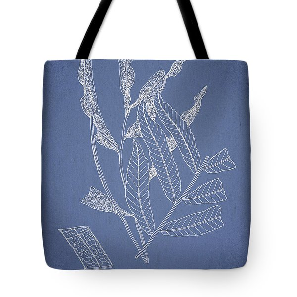 Poecilopteris subrepanda Tote Bag by Aged Pixel