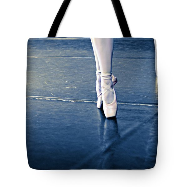 Pointe Tote Bag by Laura Fasulo