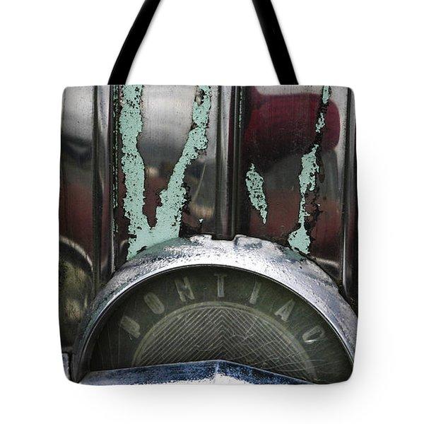 Pontiac Tote Bag by Jean Noren