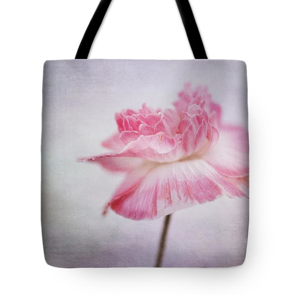 poppy poem Tote Bag by Priska Wettstein