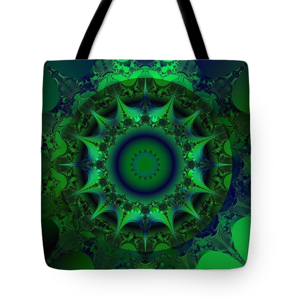 Portal Tote Bag by Elizabeth McTaggart