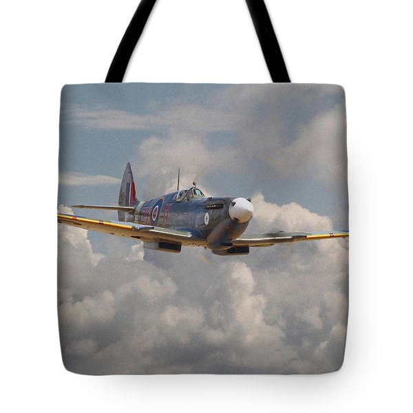 Portrait of an Icon Tote Bag by Pat Speirs