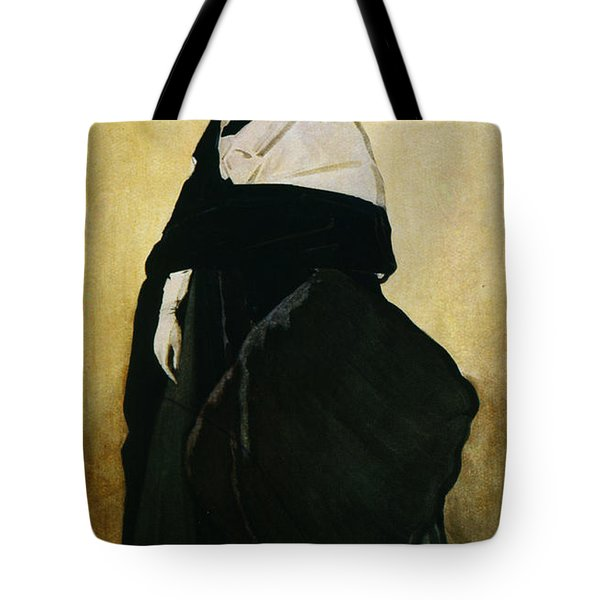 Portrait Of Ida Lvovna Rubinstein Tote Bag by Leon Bakst