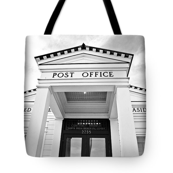 Post Office Tote Bag by Scott Pellegrin